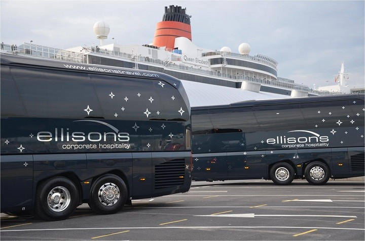 Moving a large group? Ellisons manage logistics